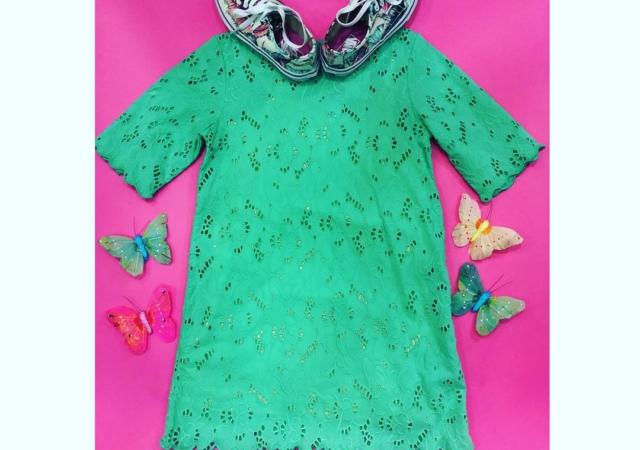 Verde acqua#kidswear#coolbaby @vans @stellamccartney @stella_kids